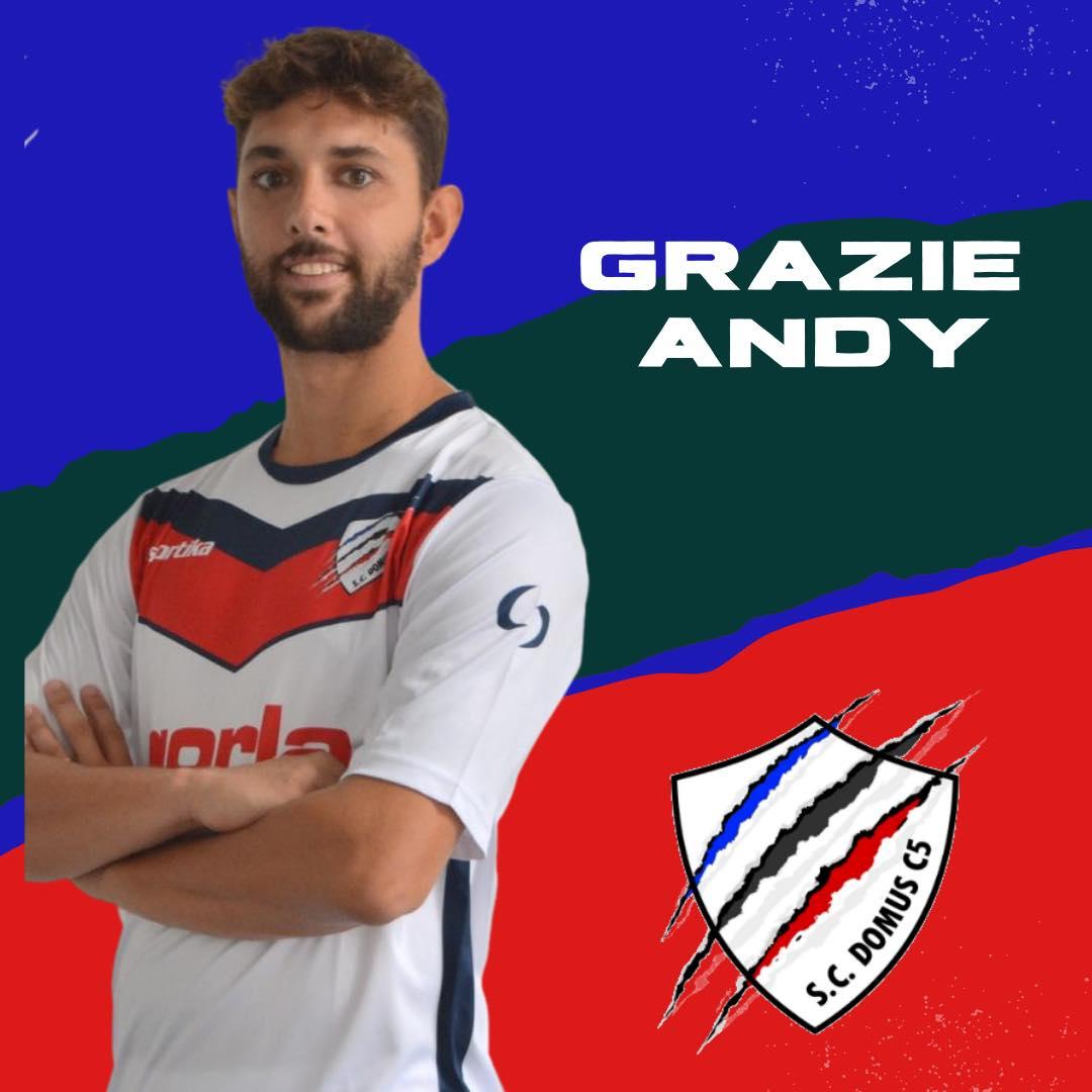 GRAZIE ANDY